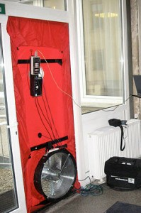 DIY Blower Door Testing Basics for Homeowners